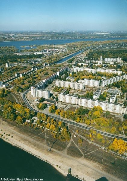 Улица Русская, 90-е годы