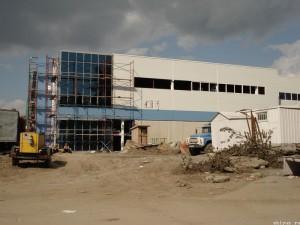 """Временная постройка класса """"гипермаркет"""""""