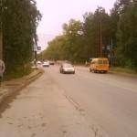 Улица Русская.