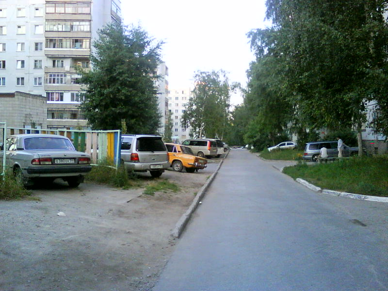 Машинный двор