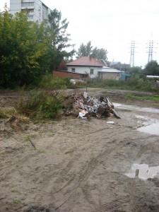 Детская площадка на Вахтангова