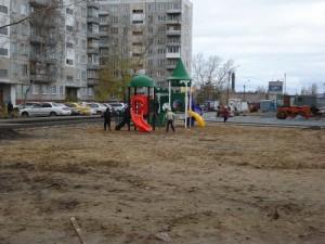 Детский городище