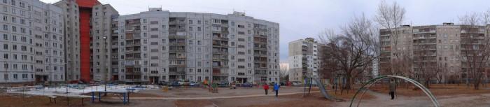 Двор Русской, 11