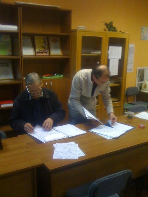 Олег Бородин и Илья Исаев обсуждают проблемы благоустройства