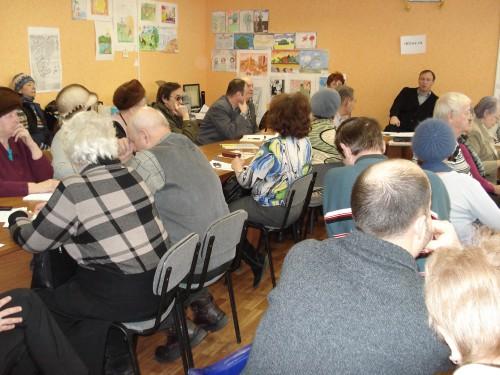 Встреча 2 марта 2013