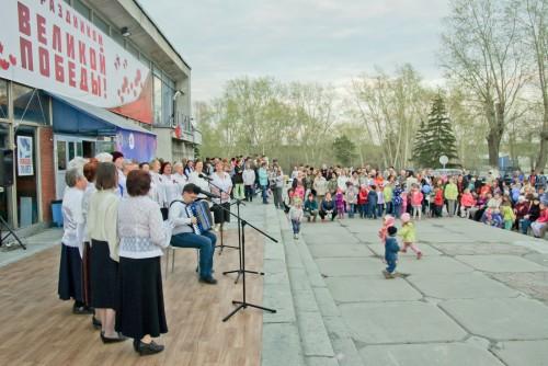 Детишкам очень понравилось выступление конкурсантов