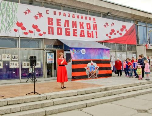 Церемония открытия фестиваля «Старая пластинка»