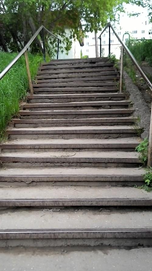 Лестница на ул.Шлюзовая