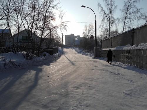 Улица Тружеников