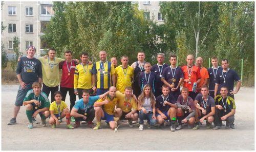 Участники II турнира памяти И.Филянина