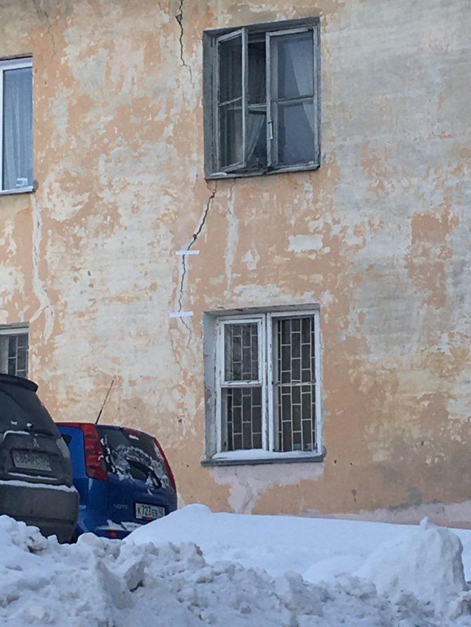 Дома на ул.Тружеников - одни из старейших на Шлюзе.